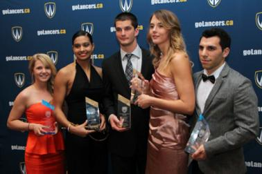 Awards banquet recognizes achievements of student-athletes