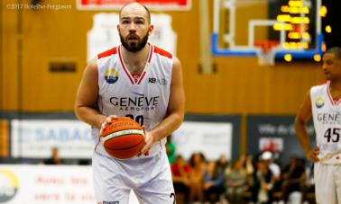 CEP Lorient (NM1) added to their roster 25-year old Lithuanian center Dominykas Milka