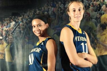 Conference championship next hurdle in women's basketball quest to three-peat