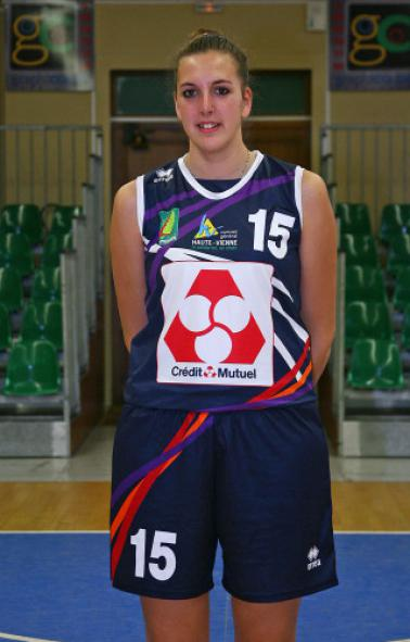 NF1 : Nelly LARRAUD quitte Limoges